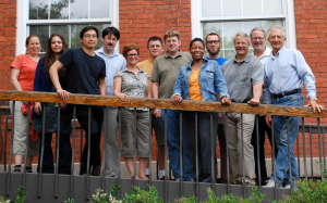 The interdisciplinary team of the Open Tree of Life project
